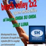 Torneo beach volley a Rimini Viserba 16 e 17 luglio 2011