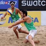 Beach Volley Continental Cup A Copenaghen sconfitta degli Azzurri dall'Olanda