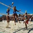 """Young volley on the beach"", minivolley a Igea Marina (29 aprile – 1 maggio 2012)"