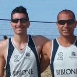 Porcellini-Casali, solo quinti al beach volley di Recoaro
