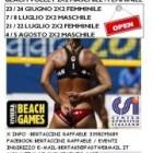 Trofeo interregionale CSI BeachVolley 2×2 a Torre Pedrera