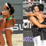 Beach volley, Grand Slam Gstaad: coppie azzurre imbattute