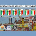 Cesenatico, finali dei Campionati Italiani di Beach Volley, 26 Agosto – 1 Settembre 2013